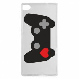 Huawei P8 Case Love is a game