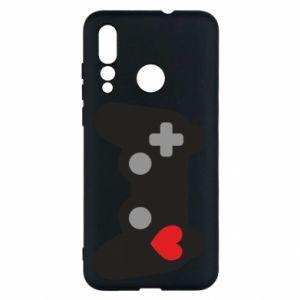 Huawei Nova 4 Case Love is a game