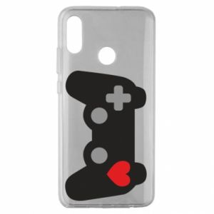 Huawei Honor 10 Lite Case Love is a game
