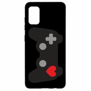 Samsung A41 Case Love is a game