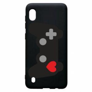Samsung A10 Case Love is a game
