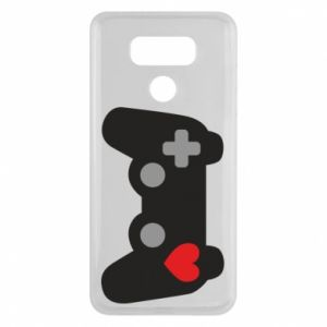 LG G6 Case Love is a game