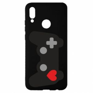 Huawei P Smart 2019 Case Love is a game