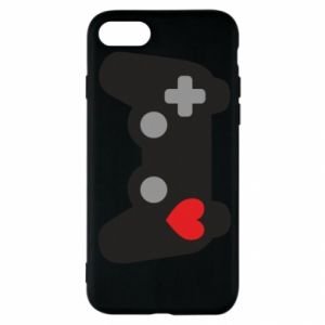 iPhone SE 2020 Case Love is a game