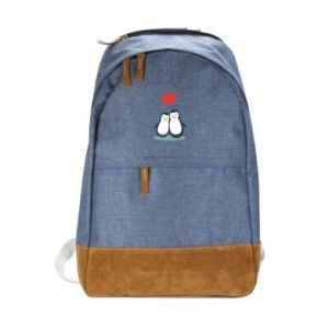 Urban backpack Lovers - PrintSalon