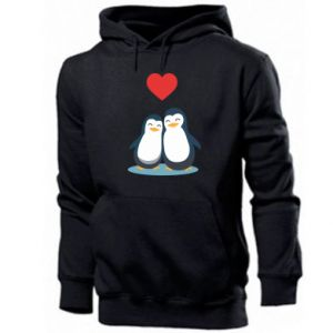 Men's hoodie Lovers - PrintSalon
