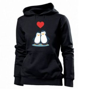 Women's hoodies Lovers - PrintSalon