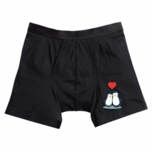 Boxer trunks Lovers - PrintSalon
