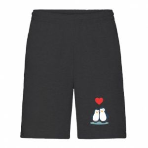 Men's shorts Lovers - PrintSalon