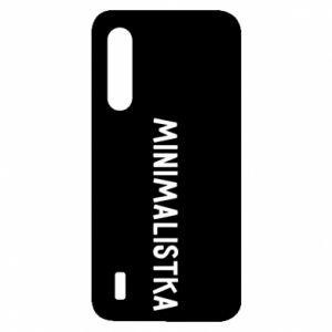 Etui na Xiaomi Mi9 Lite Minimalistka