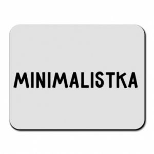 Mouse pad Minimalist - PrintSalon