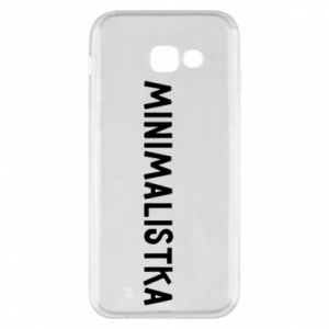 Phone case for Samsung A5 2017 Minimalist - PrintSalon