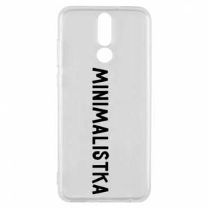 Phone case for Huawei Mate 10 Lite Minimalist - PrintSalon