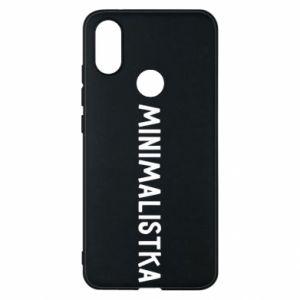 Phone case for Xiaomi Mi A2 Minimalist - PrintSalon