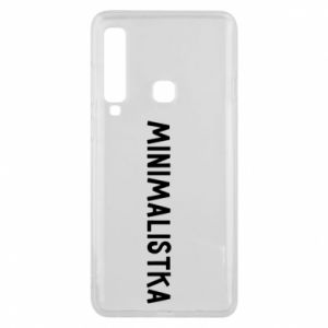 Phone case for Samsung A9 2018 Minimalist - PrintSalon