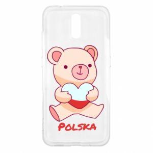 Etui na Nokia 2.3 Miś Polska