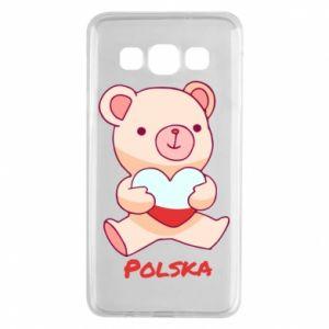 Etui na Samsung A3 2015 Miś Polska