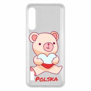 Etui na Xiaomi Mi A3 Miś Polska