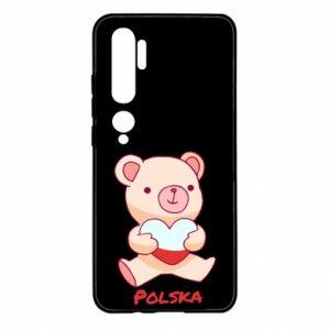 Etui na Xiaomi Mi Note 10 Miś Polska