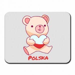 Podkładka pod mysz Miś Polska