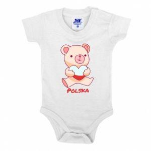 Body dziecięce Miś Polska