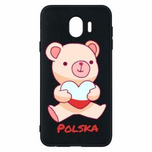 Etui na Samsung J4 Miś Polska