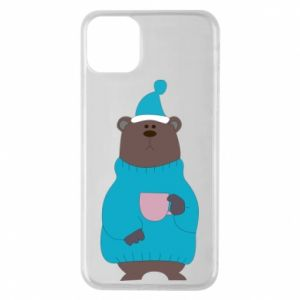 iPhone 11 Pro Max Case Teddy bear in pajamas