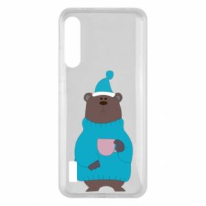Xiaomi Mi A3 Case Teddy bear in pajamas