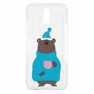 Nokia 2.3 Case Teddy bear in pajamas