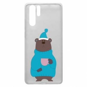 Huawei P30 Pro Case Teddy bear in pajamas