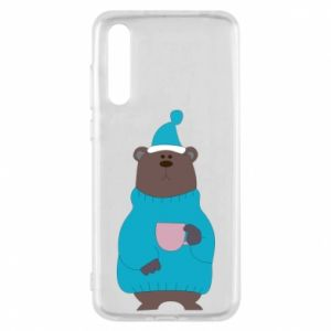 Huawei P20 Pro Case Teddy bear in pajamas