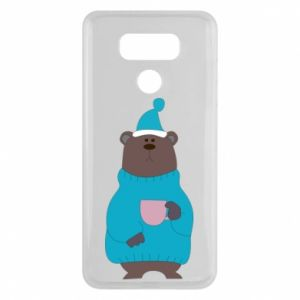 LG G6 Case Teddy bear in pajamas