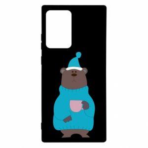Samsung Note 20 Ultra Case Teddy bear in pajamas