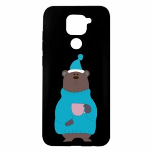 Xiaomi Redmi Note 9 / Redmi 10X case % print% Teddy bear in pajamas