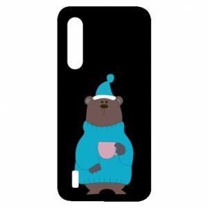 Xiaomi Mi9 Lite Case Teddy bear in pajamas