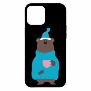 iPhone 12 Pro Max Case Teddy bear in pajamas