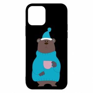iPhone 12/12 Pro Case Teddy bear in pajamas