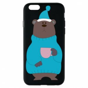 iPhone 6/6S Case Teddy bear in pajamas