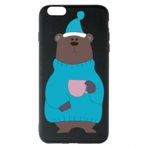 iPhone 6 Plus/6S Plus Case Teddy bear in pajamas