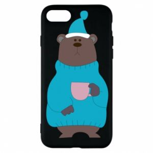 iPhone 8 Case Teddy bear in pajamas
