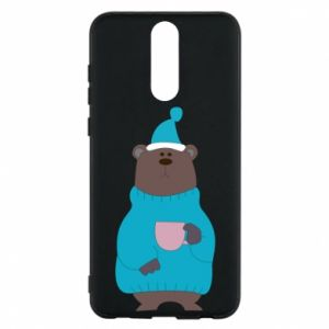 Huawei Mate 10 Lite Case Teddy bear in pajamas