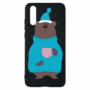 Huawei P20 Case Teddy bear in pajamas