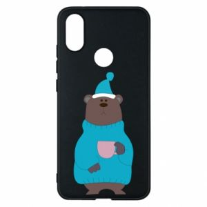 Xiaomi Mi A2 Case Teddy bear in pajamas