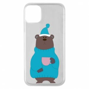 iPhone 11 Pro Case Teddy bear in pajamas