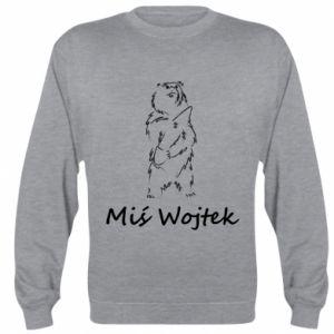 Sweatshirt Wojtek the Bear