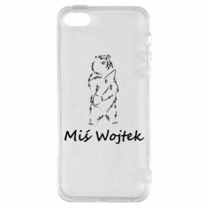 Phone case for iPhone 5/5S/SE Wojtek the Bear