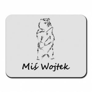 Mouse pad Wojtek the Bear