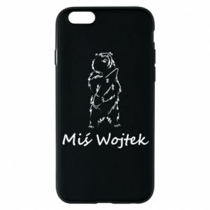 Phone case for iPhone 6/6S Wojtek the Bear