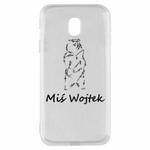 Phone case for Samsung J3 2017 Wojtek the Bear