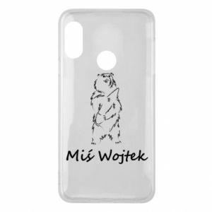 Phone case for Mi A2 Lite Wojtek the Bear